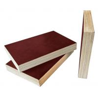 Quality Brown Film Faced Plywood 8 - 12% Moisture Content Easy Work International Quality wholesale