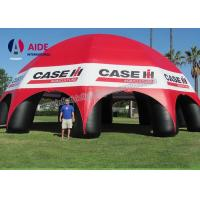 Quality Promotion Outdoor Inflatable Tent , Inflatable Tent Event For Advertisement wholesale