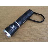 Quality Super Bright LED Flashlight S269 Zooming, Focusing wholesale
