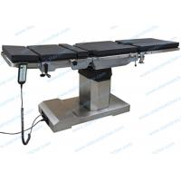 Quality Aluminum Electric Hydraulic Operating Table with Back Board Lifting wholesale