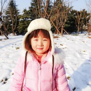 China Sheepskin Kids Trapper Hat , Winter Baby Fur Hat Plush Style ODM Designs on sale
