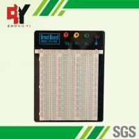 Quality Coloured Solderless Breadboard Projects , ROHS Approval Electronic Prototype Board wholesale