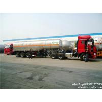 Quality 45000 stainless steel fuel tank 45000L oil tank truck trailer for africa  WhatsApp:8615271357675 wholesale