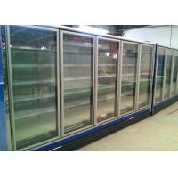 Buy cheap Double Door Multideck Display Fridge Refrigerator For Dairy And Sausages from wholesalers