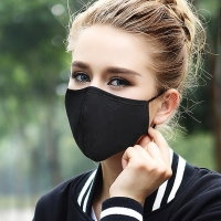Quality Cotton Reusable PM2.5 KN90 Particulate Filtering Mask wholesale