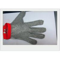 Quality Cut Resistant Stainless Steel Gloves Metal Welded For meat industry wholesale
