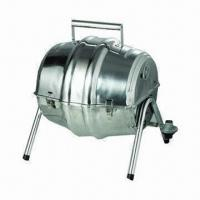 Quality Beer Keg Grill Smoker BBQ for Sale, Easy to be Cleaned and Assembled wholesale
