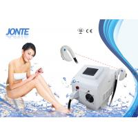 Quality Home IPL Hair Removal Machine / IPL Beauty Machine Blue and White wholesale