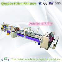 Quality Your Best Tool Automatic Stitcher Machine with Folder Part for Box Making wholesale