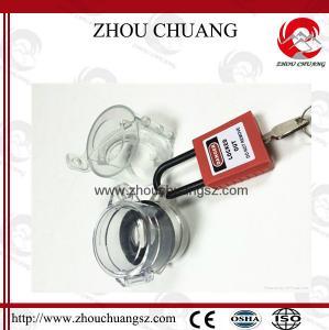 China Box Locks Emergency Stop Lockout Electric Circuit Breaker on sale
