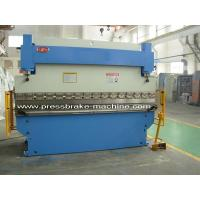 China Press Brake Dies WC67K Hydraulic Sheet Metal Press Brake Bending 2 Axes Control on sale