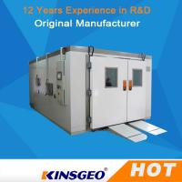China Professional Battery Battery Testing Machine Rapid Temperature Change Room on sale