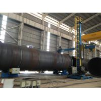 Quality High Speed Wind Tower Production Line TIG MIG Welding Manipulator wholesale