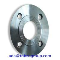 Quality ASME B16.5 4'' 600lb Forged Blind Flange sch40 Slip On Flanges wholesale