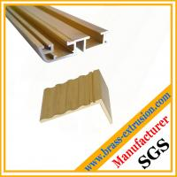 Quality C38500 CuZn39Pb3  CuZn39Pb2 CW612N C37700 Extruded copper material profiles wholesale