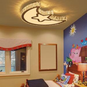 China Children Bedroom Kids room Design Crystal ceiling lights for living room (WH-CA-47) on sale