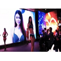 China 640mmx480mm Rent Led Video Wall , Aluminum P2 5 Led Display on sale