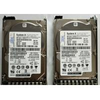 Quality 49Y1952 300GB SAS IBM Hard Disk Drive 10K 2.5 Inch SED HDD For DS3500 wholesale