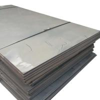 China Decoration Flat Galvanised Sheets , Galvanized Steel Flat Sheet Custom Color on sale