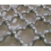 China yq-beautiful inter crimped wire mesh on sale