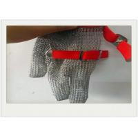 Quality Cut Resistant 304 316 Stainless Steel Gloves For Meat Process And Butcher wholesale