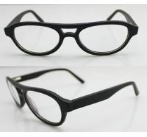Cheap Fashion Oval Acetate Mens Eyeglasses Frames, Leopard Acetate Optical Glasses Frames for sale