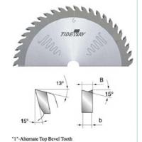 Quality Custom TCT Saw blades for high density board and fireboard wholesale