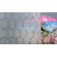 Buy cheap Opaque 3mm Mistlite Decor Figured Glass Building Doors And Windows product