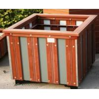 Buy cheap Wood-Plastic Composite Gardening -- Flower Box 1 from wholesalers
