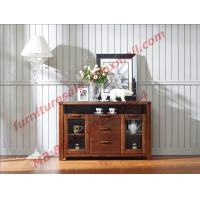Cheap Solid Wooden Dining Side Cabinet in Buffets & Sideboards for sale