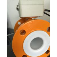 Buy cheap Divided Type Electromagnetic Flow Meter In High Temperature CE / CMC / ISO9001 product