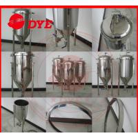 Quality 100L Frequently Micro Conical Fermentation Vessels Semi-Automatic wholesale