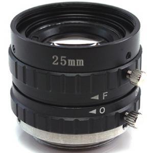 """China 25mm F1.8 2/3"""" C Mount 3 Mega pixels Industrial Lenses / Machine Vision Lenses on sale"""