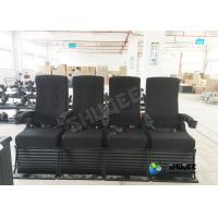 Quality Vibration 4D Kino Seats In 4D Movie Theater With Special Effect For 3D Films wholesale