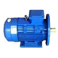 Quality Compressor Fan Cooled Three Phase Asynchronous Motor IMB35 / IM2001 Mounting wholesale