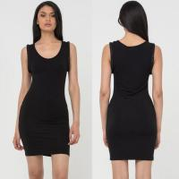 China New Arrival Fashion Clothing Women T Shirt Bodycon Dress on sale