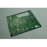 Quality Custom Green HAL Printed Multi Layer PCB Boards for High End Electronic 8 Layers 0.7mm wholesale