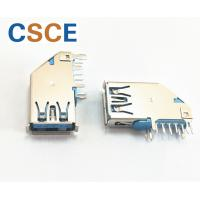 Quality Nickel Plated AF Type 3.0 USB  Connector  For Charge And Data Transmission wholesale