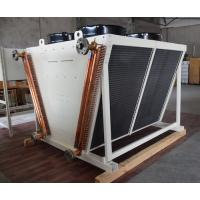 Quality V-Bank Dry Cooler Air Condenser for data center office building wholesale