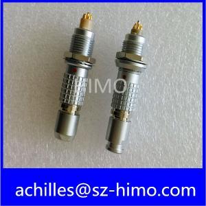 B series 6 pin metal LEMO connector