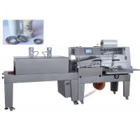 China High Efficiency Industrial Shrink Wrap Machines , Bottle Shrink Wrapping Machine on sale