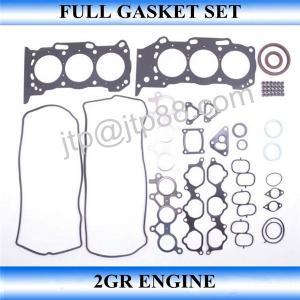 China 04111-31442 Rubber Diesel Engine Gasket Kit 2GR / Auto Parts Engine Parts on sale