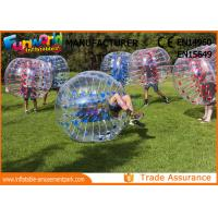 Quality Giant Human Size Inflatable Bubble Ball For Adult 3 Years Warranty wholesale