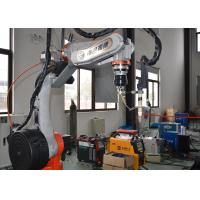 Buy cheap 6 axis industrial robot welding with laser seam tracking, arc welding robot from wholesalers
