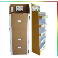Buy cheap Slatwall Display Wood Display Stands Melamine For Showing Toys product