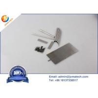 China Platinum Sheet Noble Metal Alloys High Purity Used For Indicator Electrode 0.15mm on sale