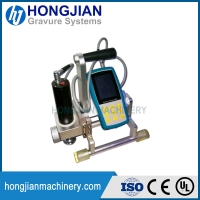 Quality Ultrasonic Hardness Tester Non-destructive Measure For Determination of Copper Chrome Hardness of Rotogravure Cylinders wholesale