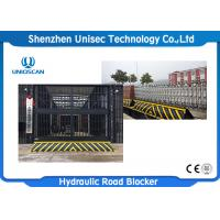 Quality Uniqscan Automatic Hydraulic Road Blocker with CE ISO Certificate wholesale