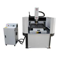 Cheap CNC Aluminum Carving Machine with Oil Mist Cooling/Yaskawa Servo Motor/DSP Offline Control for sale