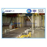 Quality Customized Pallet Wrapping Solutions Fully Wrapped In Paper Making Industries wholesale